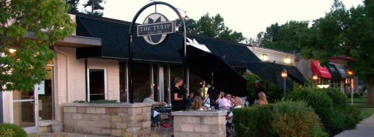 The Tulip Bistro & Bar, located at 355 Romany Rd. in Lexington