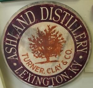 Ashland Distillery