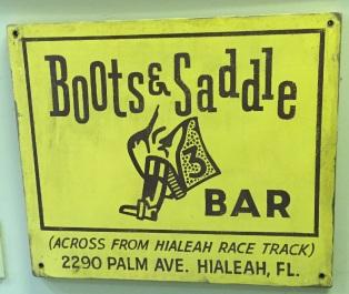 Boots & Saddle