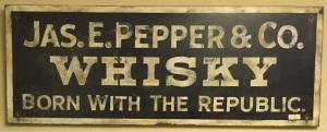 Pepper Whisky